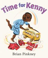 Time for Kenny Book cover