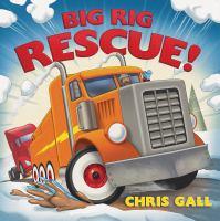 Big rig rescue! Book cover