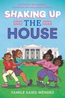 Shaking up the house Book cover