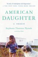 American daughter : a memoir  Cover Image