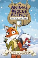 The Animal Rescue Agency : Case file: Little Claws Book cover