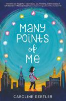 Many Points of Me Book cover