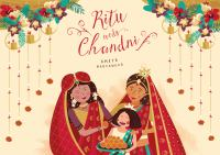 Ritu weds Chandni Book cover
