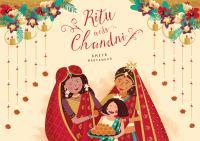 Ritu weds Chandni Book cover