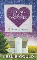 Piecing it all together Book cover