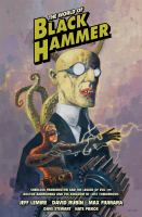 The world of Black Hammer Book cover