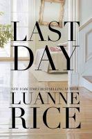 Last day Book cover