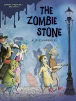 The zombie stone Book cover