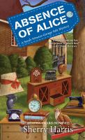 Absence of Alice Book cover