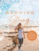 Growing strong Book cover