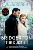 Bridgerton : the duke and I Book cover