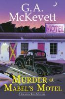 Murder at Mabel's Motel  Cover Image