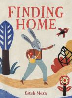 Finding home  Cover Image