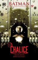 Batman : the chalice  Cover Image