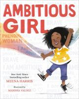 Ambitious girl Book cover