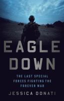 Eagle down : the last special forces fighting the forever war Book cover