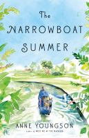 The narrowboat summer Book cover