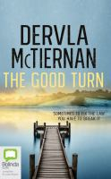 The good turn Book cover