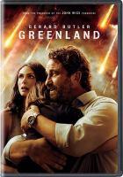 Greenland Book cover