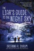 The liar's guide to the night sky Book cover