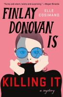 Finlay Donovan is killing it Book cover