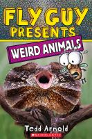 Fly Guy presents : weird animals Book cover