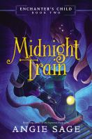 Midnight train Book cover
