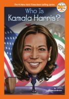 Who Is Kamala Harris? Book cover