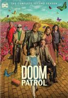 Doom patrol. The complete second season Book cover