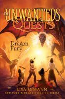 Dragon fury by Lisa McMann.
