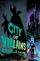 City of villains Book cover