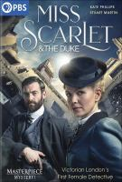 Miss Scarlet & the Duke  Cover Image