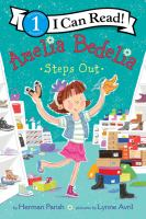 Amelia Bedelia steps out Book cover