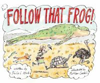 Follow that frog Book cover
