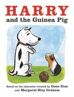 Harry and the guinea pig Book cover