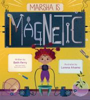 Marsha is magnetic Book cover