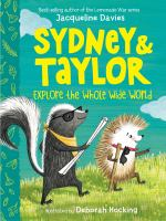 Sydney & Taylor explore the whole wide world Book cover