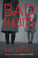 Bad habits Book cover