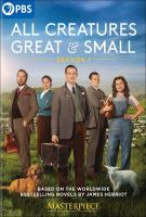 All creatures great and small. Season 1 Book cover
