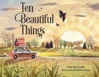 Ten beautiful things Book cover