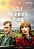 Wild mountain thyme  Cover Image