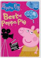 Best of Peppa Pig. Book cover