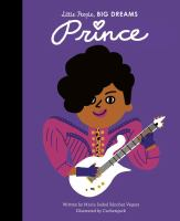 Prince Book cover