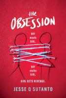 The obsession Book cover