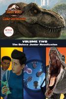 Jurasic World, Camp cretaceous. the junior novelization