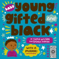 Baby young, gifted, and black Book cover