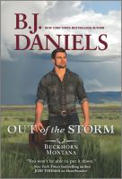 Out of the storm Book cover