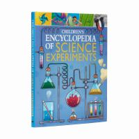 Children's encyclopedia of science experiments Book cover