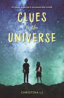 Clues to the universe Book cover