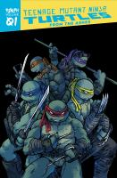 Teenage Mutant Ninja Turtles. Reborn Book cover